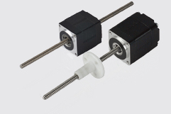 Size  8H  20mm  hybrid stepper motor linear actuators