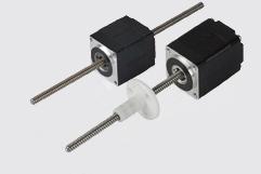 Size  8H  20mm  hybrid stepper motor linear actuators