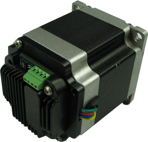 242 Series integrated driver